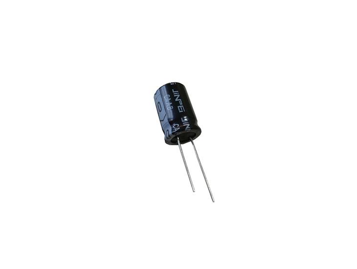 Low ESR Electrolytic Capacitors ▏6.3~63V ▏2,000~5,000Hrs ▏CAAB