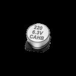 SMD Aluminum Electrolytic Capacitors ▏105℃ 1,000Hrs ▏Low ESR ▏CAHB (2)