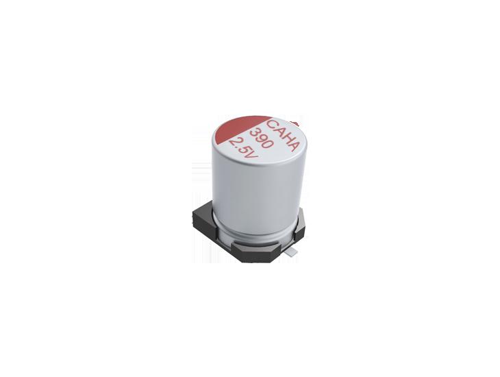 SMD Aluminum Electrolytic Capacitors ▏105℃ 2,000Hrs ▏Low ESR ▏CAHA (3)