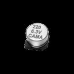 SMD Aluminum Electrolytic Capacitors ▏125℃ High Temperature ▏CAMA (2)