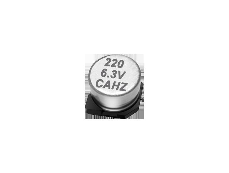 SMD Aluminum Electrolytic Capacitors ▏85℃ ▏ Low Leakage ▏CAHZ (2)