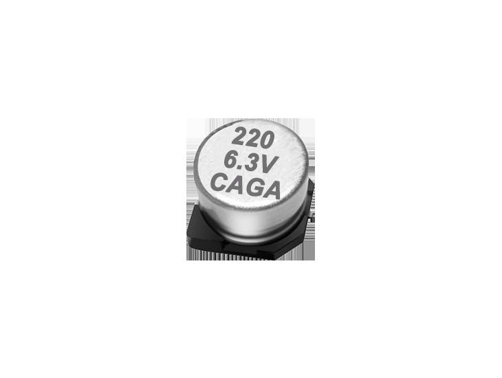 SMD Aluminum Electrolytic Capacitors ▏85℃ ▏CAGA (3)