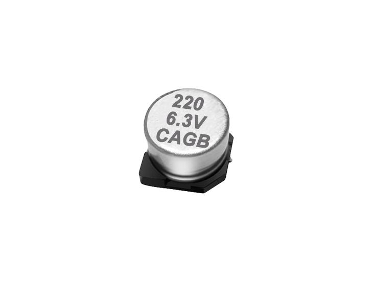 SMD Aluminum Electrolytic Capacitors ▏85℃ ▏Extended Range ▏CAGB