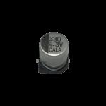 SMD Aluminum Electrolytic Capacitors ▏Bi Polar ▏CALA