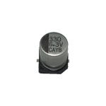 SMD Organic Conductive Polymer Electrolytic Capacitors ▏105℃ ▏CAYB