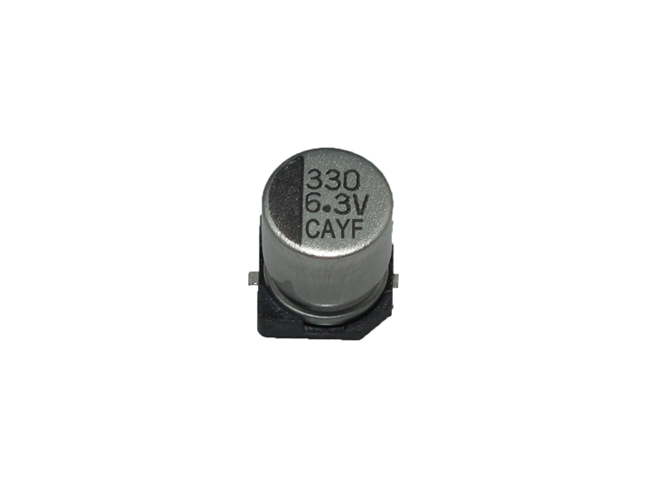 SMD Organic Conductive Polymer Electrolytic Capacitors ▏High Ripple ▏CAYF