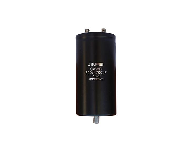 Screw  Electrolytic Capacitors ▏105℃ 2,000Hrs ▏CAWB