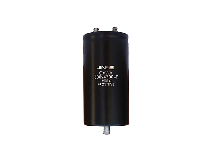 Screw  Electrolytic Capacitors ▏85℃ 2,000Hrs ▏CAWA