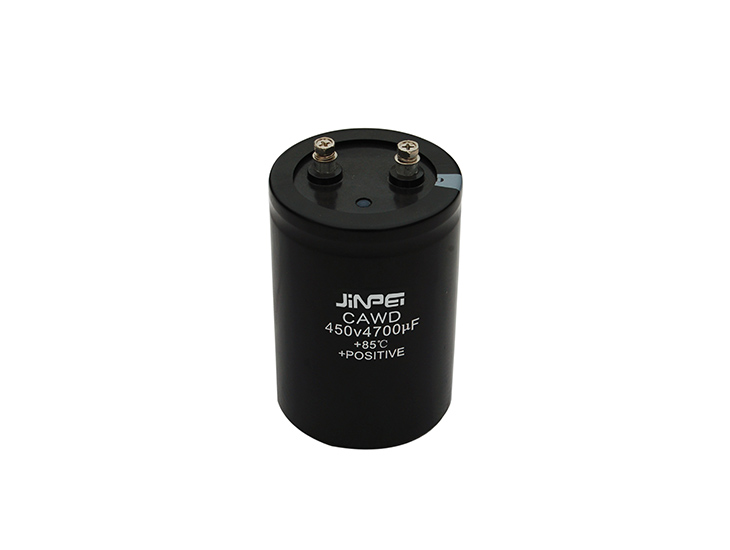 Screw  Electrolytic Capacitors ▏85℃ 20,000Hrs ▏CAWD