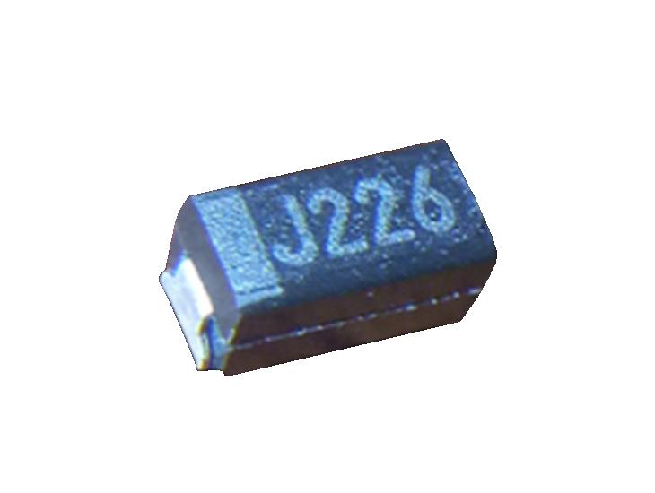 Chip Tantalum Capacitors SMD ▏General & Low ESR ▏CBAA CBAB