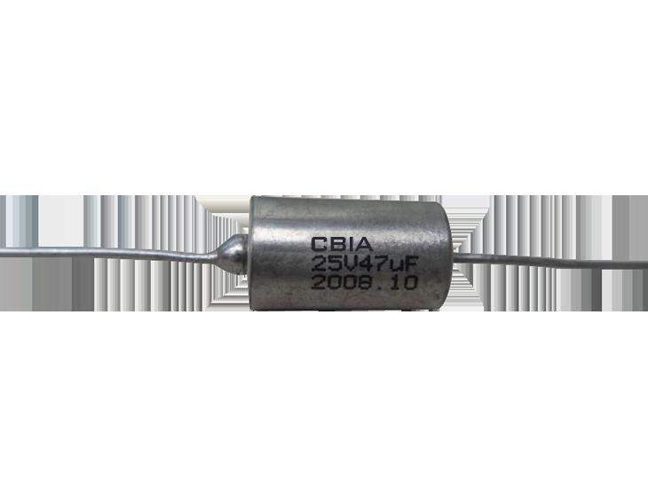 Non Polar Axial Lead Solid Tantalum Capacitors| CBIA