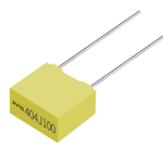 Metallized Polypropylene Film Capacitor |  Box Low Loss| CDBD