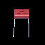 Metallized Polyester Film Capacitor | ESR Minimized | CDAA