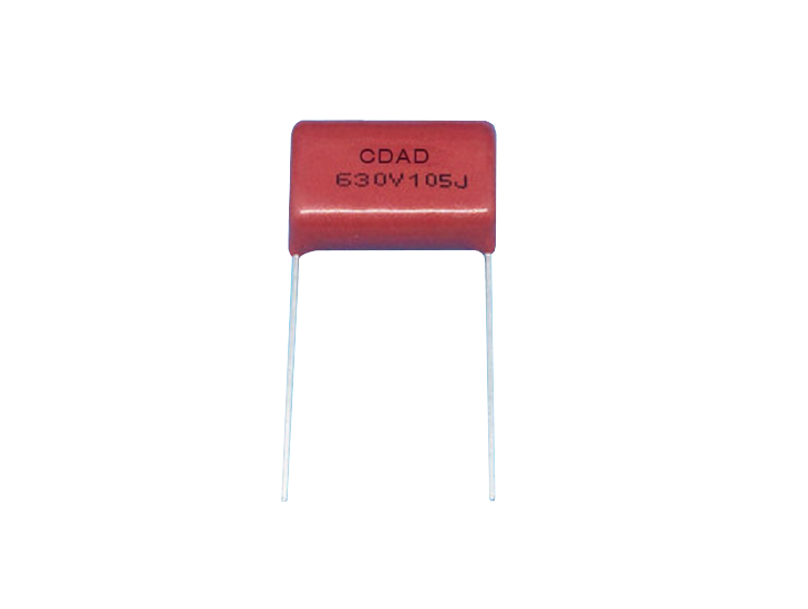Metallized Polyester Film Capacitor |Ultra Mini Size | CDAD