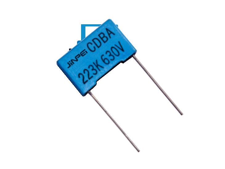 Metallized Polypropylene Film Capacitor | Box Correction | CDBA