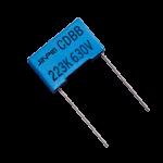 Metallized Polypropylene Film Capacitor   Double   CDBB