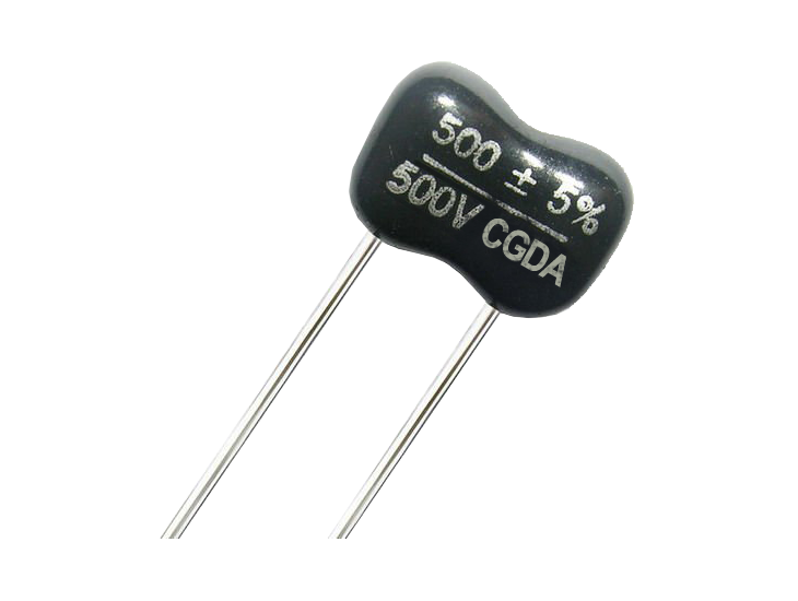 Radial Leads Mica Capacitor | CGDA