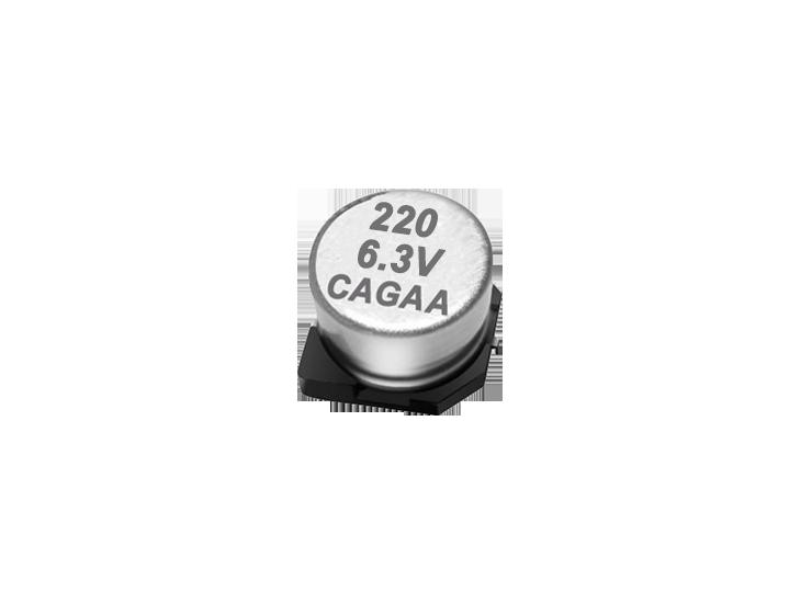 SMD Aluminum Electrolytic Capacitors ▏105℃ ▏CAGAA