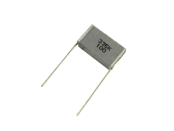 Stacked Metallized Polyester Film Capacitor | CDFB