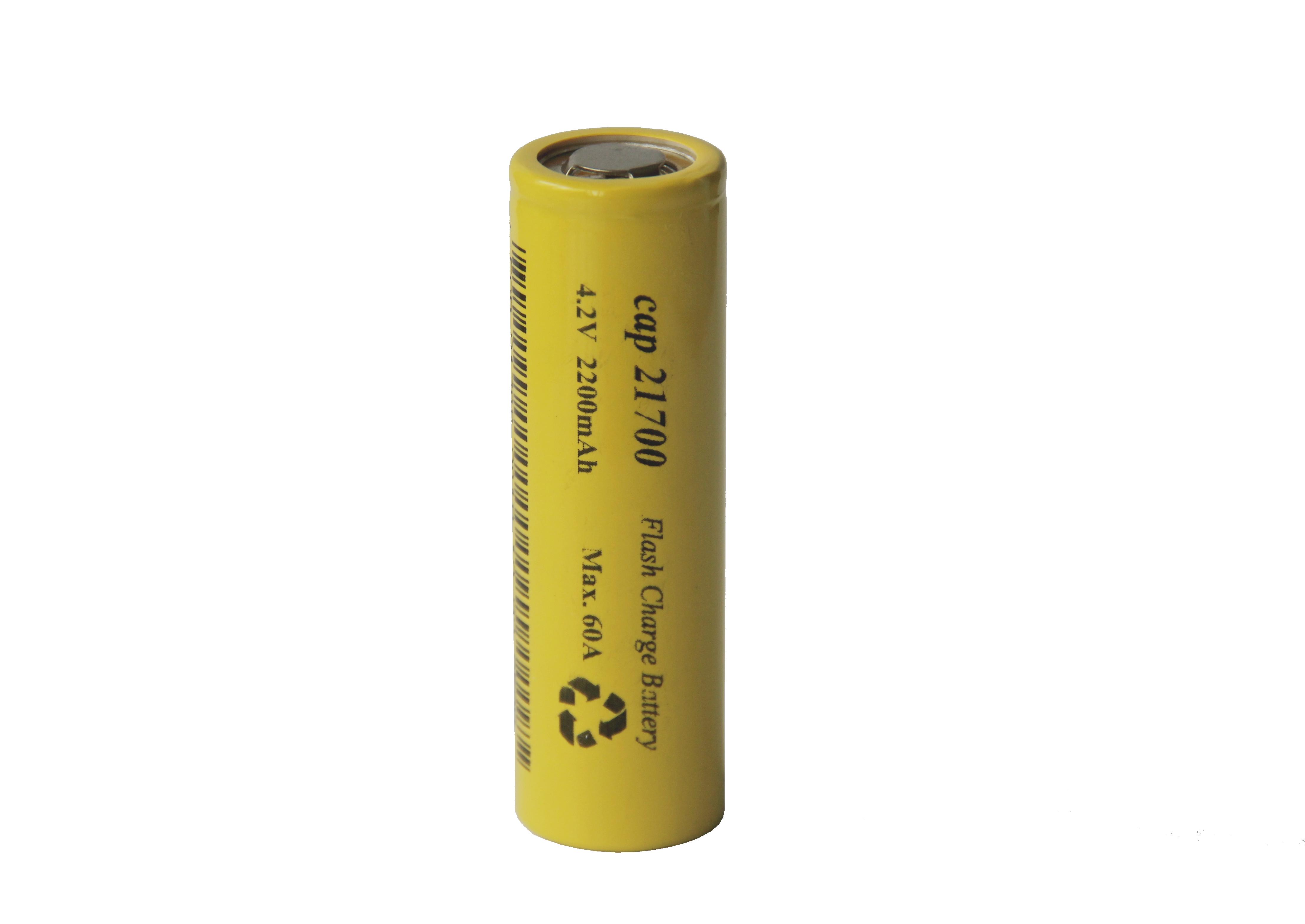 Lithium Ion Capacitor ▏Cylinder ▏CKAA
