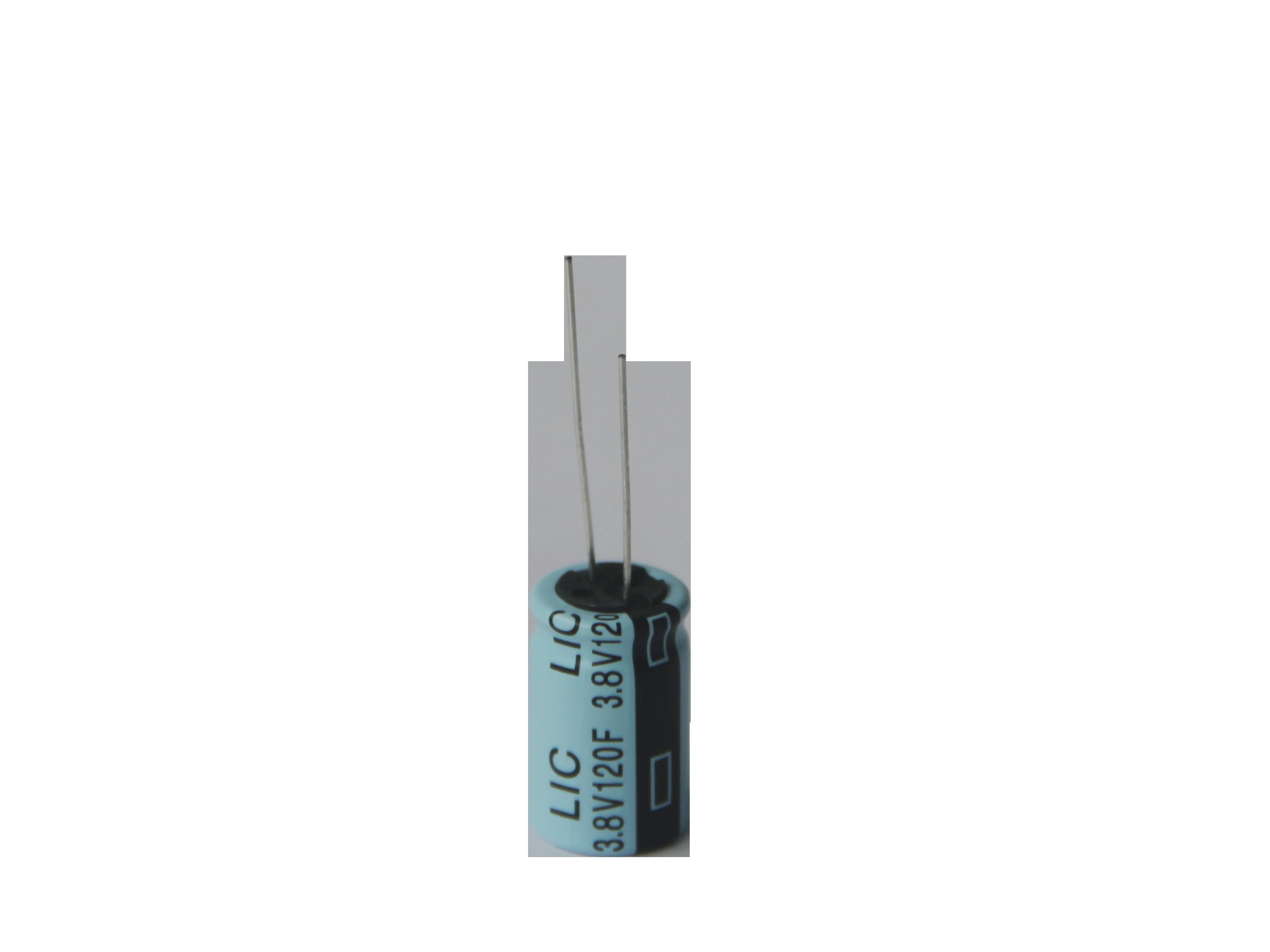Lithium Ion Capacitor ▏Radial Lead ▏CKBA CKBB